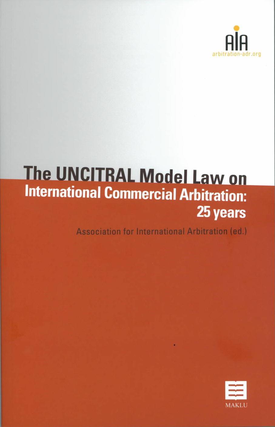 uncitral model law