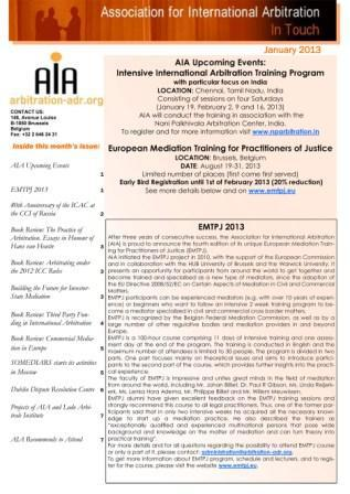 third-party funding in international arbitration an essay about new developments Third-party funding in international arbitration: third-party funding in international arbitration: an essay about new developments, in.